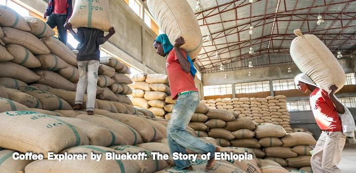 Coffee Explorer by Bluekoff: The Story of Ethiopia